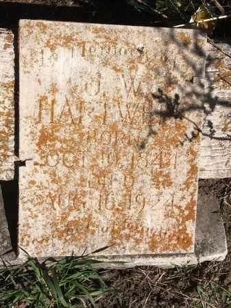 HARTWELL, J.W. - Dawes County, Nebraska | J.W. HARTWELL - Nebraska Gravestone Photos
