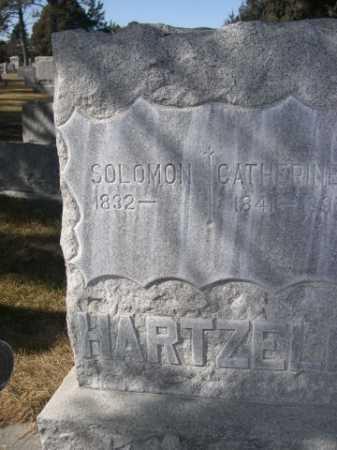 HARTZELL, CATHERINE - Dawes County, Nebraska | CATHERINE HARTZELL - Nebraska Gravestone Photos