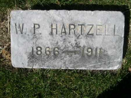 HARTZELL, W. P. - Dawes County, Nebraska | W. P. HARTZELL - Nebraska Gravestone Photos