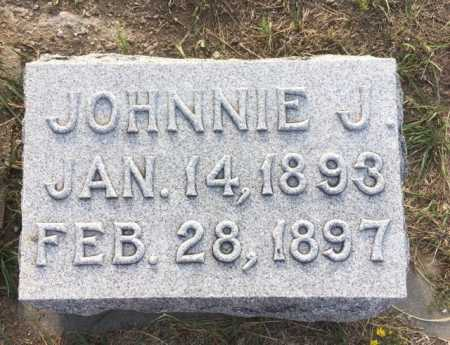 HARVEY, JOHNNIE J. - Dawes County, Nebraska | JOHNNIE J. HARVEY - Nebraska Gravestone Photos
