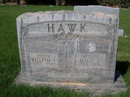 HAWK, WILLIAM L. - Dawes County, Nebraska | WILLIAM L. HAWK - Nebraska Gravestone Photos