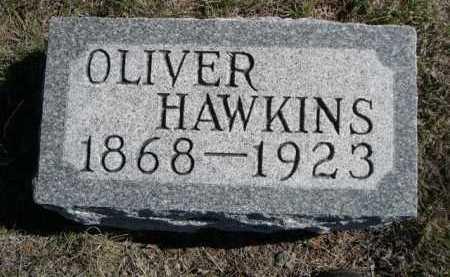 HAWKINS, OLIVER - Dawes County, Nebraska | OLIVER HAWKINS - Nebraska Gravestone Photos
