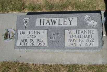 HAWLEY, V. JEANNE - Dawes County, Nebraska | V. JEANNE HAWLEY - Nebraska Gravestone Photos
