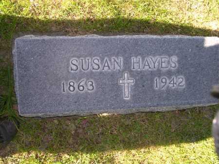 HAYES, SUSAN - Dawes County, Nebraska | SUSAN HAYES - Nebraska Gravestone Photos