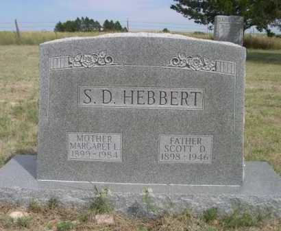 HEBBERT, SCOTT D. - Dawes County, Nebraska | SCOTT D. HEBBERT - Nebraska Gravestone Photos