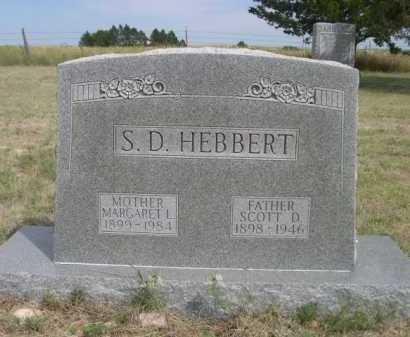 HEBBERT, MARGARET L. - Dawes County, Nebraska   MARGARET L. HEBBERT - Nebraska Gravestone Photos