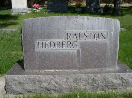 RALSTON, FAMILY - Dawes County, Nebraska   FAMILY RALSTON - Nebraska Gravestone Photos