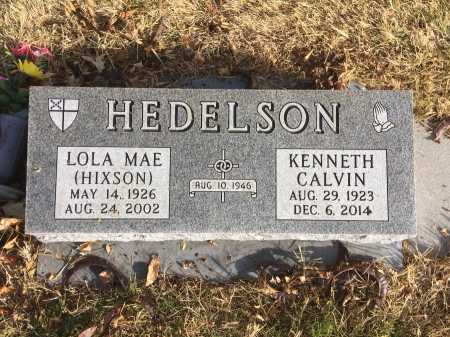 HEDELSON, LOLA MAE - Dawes County, Nebraska   LOLA MAE HEDELSON - Nebraska Gravestone Photos