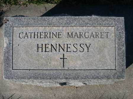 HENNESSY, CATHERINE MARGARET - Dawes County, Nebraska | CATHERINE MARGARET HENNESSY - Nebraska Gravestone Photos
