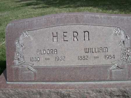 HERN, WILLIAM - Dawes County, Nebraska | WILLIAM HERN - Nebraska Gravestone Photos