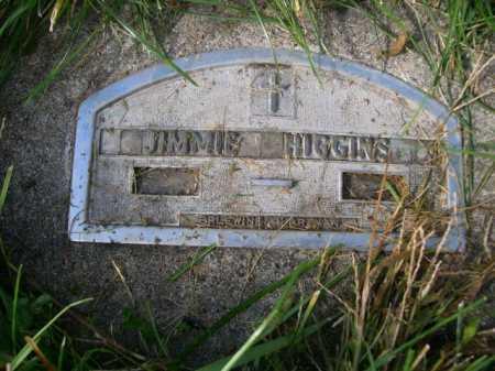 HIGGINS, JIMMIE - Dawes County, Nebraska | JIMMIE HIGGINS - Nebraska Gravestone Photos