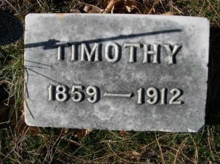 HIGGINS, TIMOTHY - Dawes County, Nebraska   TIMOTHY HIGGINS - Nebraska Gravestone Photos