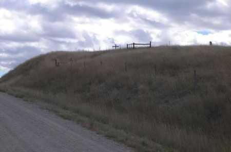 *HIGHLAND CEMETERY, APPROACH TO - Dawes County, Nebraska | APPROACH TO *HIGHLAND CEMETERY - Nebraska Gravestone Photos