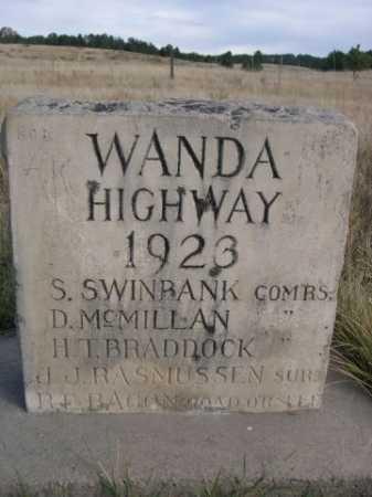 HIGHWAY, WANDA - Dawes County, Nebraska   WANDA HIGHWAY - Nebraska Gravestone Photos