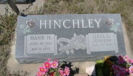 JOHNSON HINCHLEY, OPAL L. - Dawes County, Nebraska | OPAL L. JOHNSON HINCHLEY - Nebraska Gravestone Photos