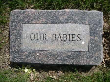 HLAVACEK, OUR BABIES - Dawes County, Nebraska | OUR BABIES HLAVACEK - Nebraska Gravestone Photos
