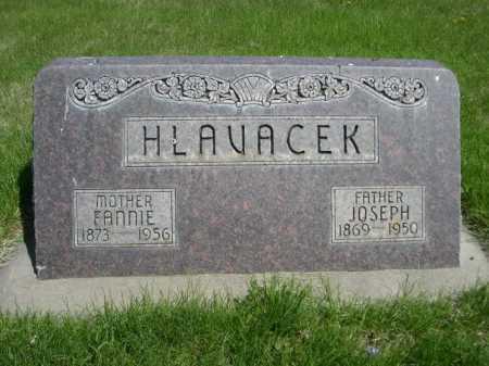 HLAVACEK, FANNIE - Dawes County, Nebraska | FANNIE HLAVACEK - Nebraska Gravestone Photos
