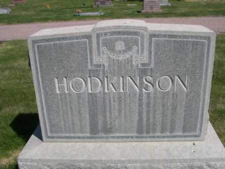 HODKINSON, FAMILY - Dawes County, Nebraska | FAMILY HODKINSON - Nebraska Gravestone Photos