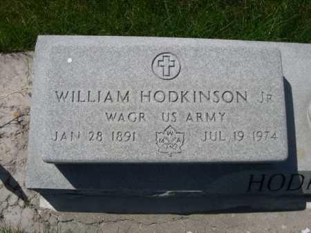 HODKINSON, WILLIAM JR. - Dawes County, Nebraska | WILLIAM JR. HODKINSON - Nebraska Gravestone Photos