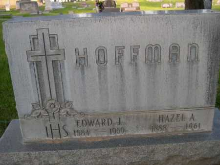 HOFFMAN, EDWARD J. - Dawes County, Nebraska   EDWARD J. HOFFMAN - Nebraska Gravestone Photos