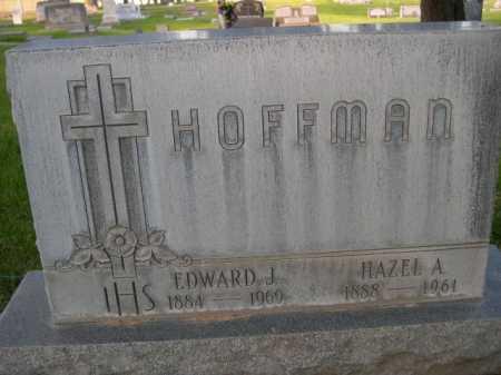 HOFFMAN, EDWARD J. - Dawes County, Nebraska | EDWARD J. HOFFMAN - Nebraska Gravestone Photos
