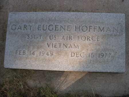 HOFFMAN, GARY EUGENE - Dawes County, Nebraska | GARY EUGENE HOFFMAN - Nebraska Gravestone Photos