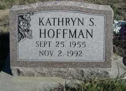 HOFFMAN, KATHRYN S. - Dawes County, Nebraska | KATHRYN S. HOFFMAN - Nebraska Gravestone Photos