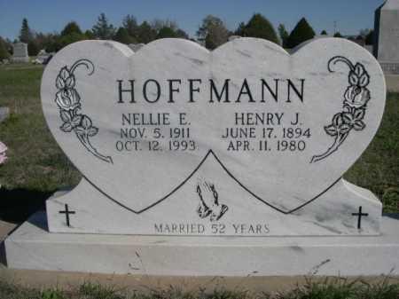 HOFFMANN, HENRY J. - Dawes County, Nebraska | HENRY J. HOFFMANN - Nebraska Gravestone Photos