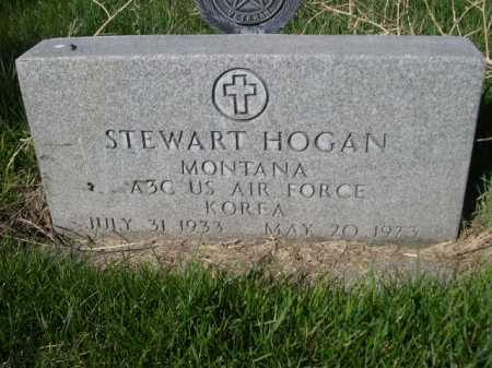 HOGAN, STEWART - Dawes County, Nebraska   STEWART HOGAN - Nebraska Gravestone Photos