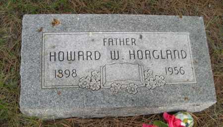 HOGLAND, HOWARD W. - Dawes County, Nebraska | HOWARD W. HOGLAND - Nebraska Gravestone Photos