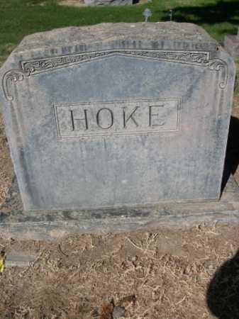 HOKE, FAMILY - Dawes County, Nebraska | FAMILY HOKE - Nebraska Gravestone Photos