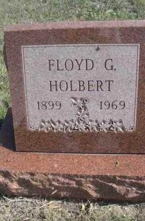 HOLBERT, FLOYD G. - Dawes County, Nebraska | FLOYD G. HOLBERT - Nebraska Gravestone Photos