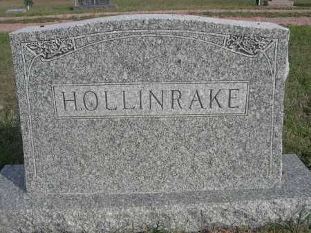 HOLLINRAKE, FAMILY - Dawes County, Nebraska | FAMILY HOLLINRAKE - Nebraska Gravestone Photos