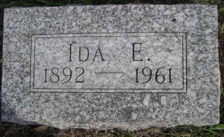 HOLLINRAKE, IDA E. - Dawes County, Nebraska   IDA E. HOLLINRAKE - Nebraska Gravestone Photos