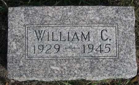 HOLLINRAKE, WILLIAM C. - Dawes County, Nebraska | WILLIAM C. HOLLINRAKE - Nebraska Gravestone Photos
