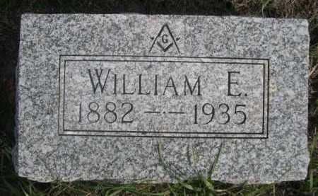 HOLLINRAKE, WILLIAM E. - Dawes County, Nebraska | WILLIAM E. HOLLINRAKE - Nebraska Gravestone Photos