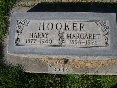 HOOKER, MARGARET - Dawes County, Nebraska | MARGARET HOOKER - Nebraska Gravestone Photos