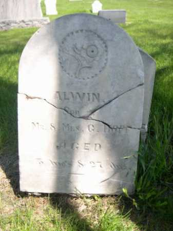 HOPF, ALWIN - Dawes County, Nebraska | ALWIN HOPF - Nebraska Gravestone Photos