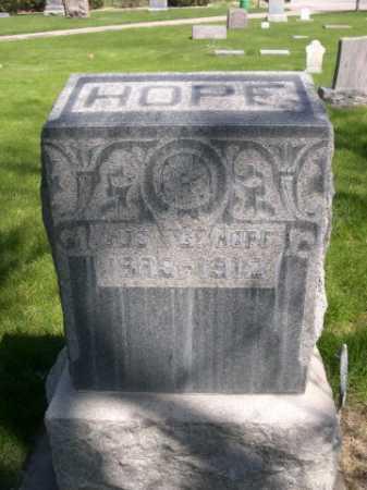HOPF, GUS C. - Dawes County, Nebraska   GUS C. HOPF - Nebraska Gravestone Photos