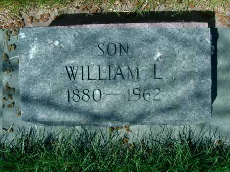 HOPF, WILLIAM L. - Dawes County, Nebraska | WILLIAM L. HOPF - Nebraska Gravestone Photos