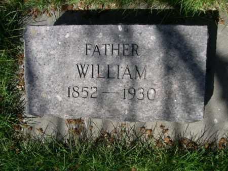 HOPF, WILLIAM - Dawes County, Nebraska   WILLIAM HOPF - Nebraska Gravestone Photos