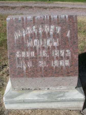 HOUGH, MARGARET A. - Dawes County, Nebraska | MARGARET A. HOUGH - Nebraska Gravestone Photos
