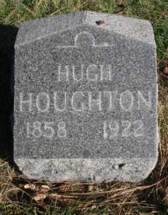 HOUGHTON, HUGH - Dawes County, Nebraska | HUGH HOUGHTON - Nebraska Gravestone Photos