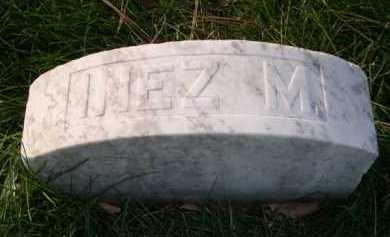 HOUGHTON, INEZ M. - Dawes County, Nebraska | INEZ M. HOUGHTON - Nebraska Gravestone Photos