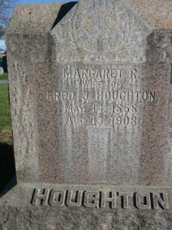 HOUGHTON, MARGARET R. - Dawes County, Nebraska   MARGARET R. HOUGHTON - Nebraska Gravestone Photos