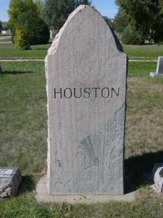 HOUSTON, FAMILLY - Dawes County, Nebraska | FAMILLY HOUSTON - Nebraska Gravestone Photos