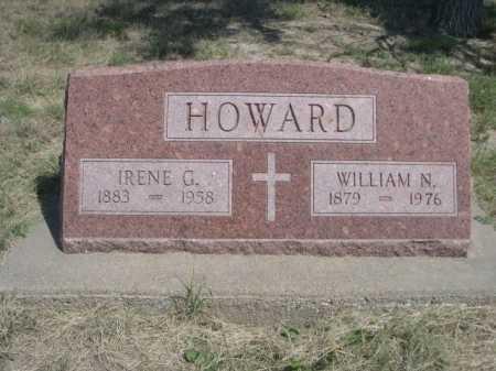 HOWARD, WILLIAM N. - Dawes County, Nebraska | WILLIAM N. HOWARD - Nebraska Gravestone Photos