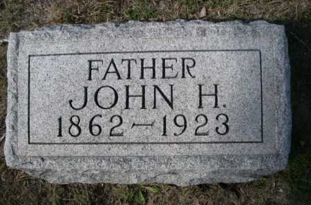 HOWARD, JOHN H. - Dawes County, Nebraska | JOHN H. HOWARD - Nebraska Gravestone Photos
