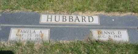 HUBBARD, DENNIS D. - Dawes County, Nebraska | DENNIS D. HUBBARD - Nebraska Gravestone Photos