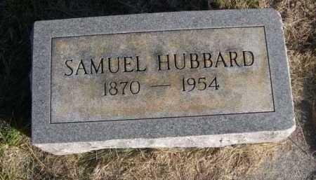 HUBBARD, SAMUEL - Dawes County, Nebraska | SAMUEL HUBBARD - Nebraska Gravestone Photos